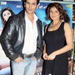 Aashka Goradia with Rohit Bakshi