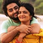 Arijit Singh With His Wife Koel Roy
