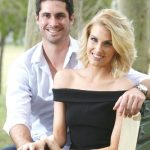 Ben Cutting with Erin Holland