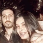 Diana Penty with Harsh Sagar