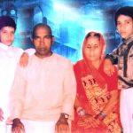 Pravesh Lal Yadav parents