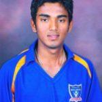 KL Rahul at the age of 18