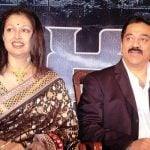 Kamal Haasan with Gautami