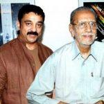 Kamal Haasan with his brother Charuhasan