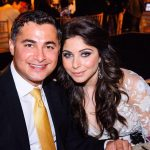 Kanika Kapoor With Her Brother, Sasha