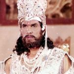 Mukesh Khanna as Bhishma Pitamah in Mahabharat