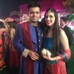 Radhika Madan's elder brother and sister-in-law