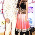 Shakti Arora with Neha Saxena