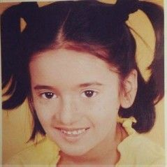 Shivani Surve childhood picture