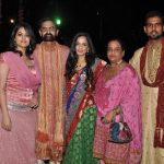 Shruti Sodhi with her family