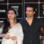 Uday Chopra with Rani Mukherji
