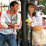 Uday Chopra with Tanishaa Mukerji