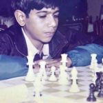 Yuzvendra Chahal childhood photo