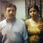 Yuzvendra Chahal parents