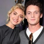 Anton Yelchin with his Girlfriend Imogen Poots