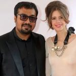 Anurag Kashyap with his Ex-wife Kalki Koechlin