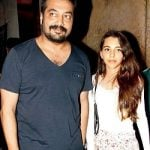 Anurag Kashyap with his daughter Aaliya Kashyap