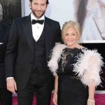 Bradley Cooper with his Mother