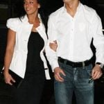 Cristiano Ronaldo with his Ex-girlfriend Nereida Gallardo
