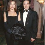 Deborah Falconer and Bob