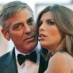 George Clooney with his Ex-girlfriend Monika Jakisic
