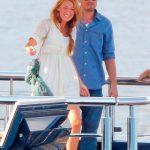 Leonardo DiCaprio with Blake