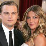 Leonardo DiCaprio with Giesele Bundchen