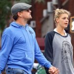Leonardo DiCaprio with Kelly Rohrbach