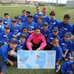 Lionel Messi And Leo Messi Foundation