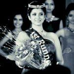 Martina Thariyan 1st runner-up Mirchi Queen Bee