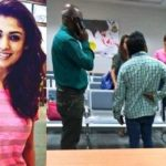 Nayanthara detained at an airport