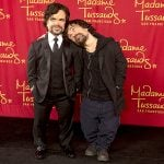 Peter Dinklage Wax Twin