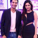 Pooja Bisht with Ssharad Malhotra