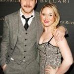 Ryan Gosling with his sister Mandi Gosling