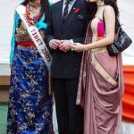 Shonali Nagrani with Prince Charles