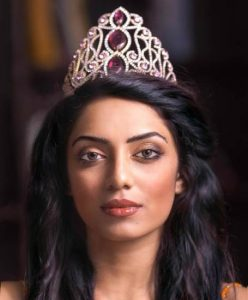 Sobhita Dhulipala Miss India 2013