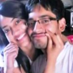 Surbhi Jyoti with her brother