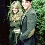 Tom Cruise with his Ex-girlfriend Heather Locklear