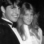 Tom Cruise with his Ex-girlfriend Melissa Gilbert