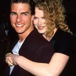 Tom Cruise with his Ex-girlfriend Cher