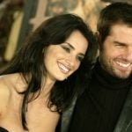 Tom Cruise with his Ex-girlfriend Penelope Cruz