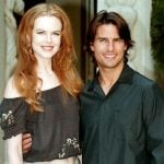 Tom Cruise with his Ex-wife Nicole Kidman