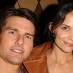 Tom Cruise with his girlfriend Cynthia Jorge