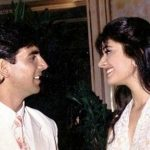 Akshay Kumar with Pooja Batra