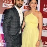 Anushka Sharma with Virat Kohli
