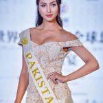 Anzhelika Tahir Miss Pakistan World