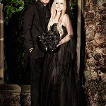 Avril Lavigne wiht her ex-husband Chad Kroeger