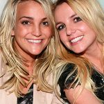 Britney with her sister Jamie-Lynn Spears