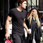 Broody Jenner and Avril Lavigne