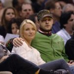 Cameron Diaz and Justin T